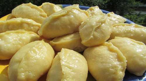 воздушное дрожжевое тесто на кефире булочки к завтраку